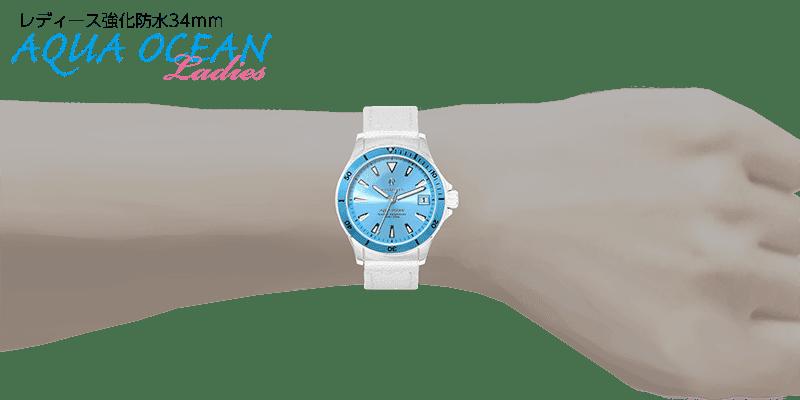 強化防水レディース腕時計 誕生日プレゼント腕時計