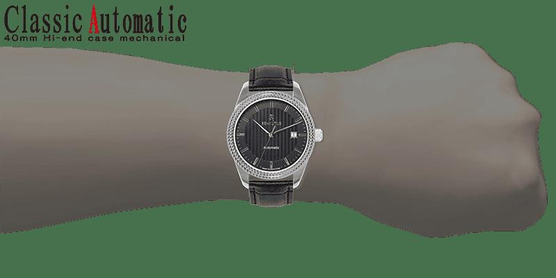 クラシックオートマチック 誕生日プレゼント腕時計