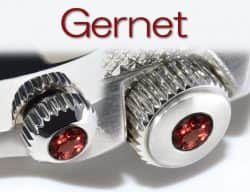 腕時計 誕生石 ガーネット