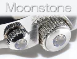 腕時計 誕生石 ムーンストーン6月