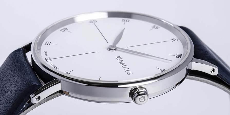 オーダー腕時計 薄型