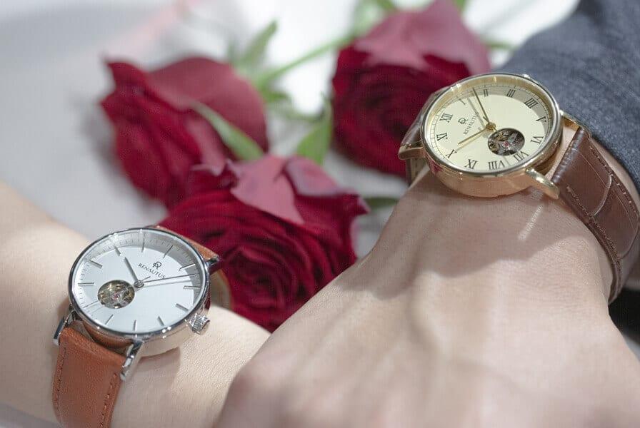 誕生日のプレゼントにオーダーメイドの腕時計ならルノータス