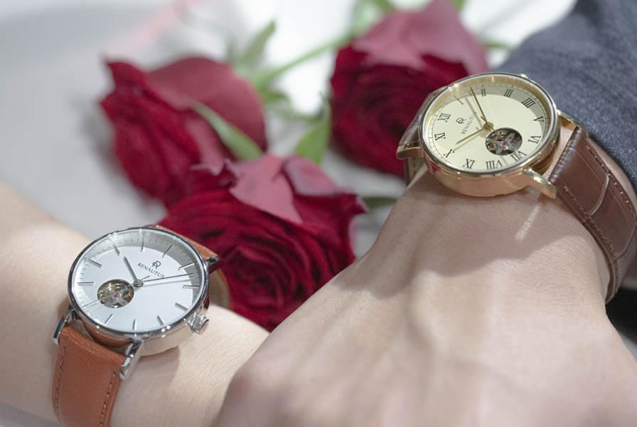 プレゼントに おすすめなペア腕時計
